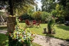 Erholung Garten Landhaus Rügeband