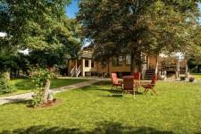 Ruhe und Entspannung Freizeit-Landhaus Rügeband